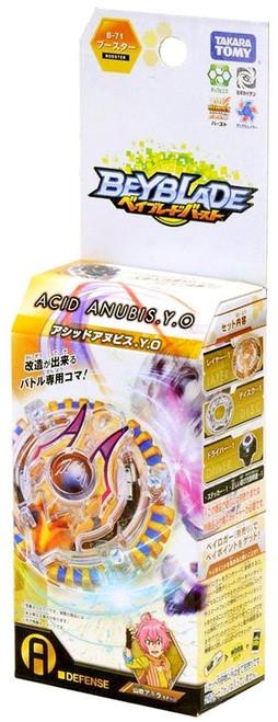 Beyblade Burst Japanese Acid Anubis.Y.O Booster B-71