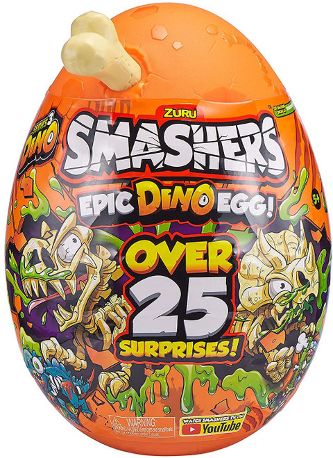 Smashers Series 3 Dino RANDOM Dino! EPIC Surprise! Mystery Egg