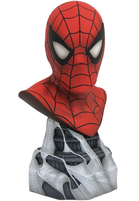 Marvel Legendary Comic Spider-Man Half-Scale Bust [1/2 Scale]