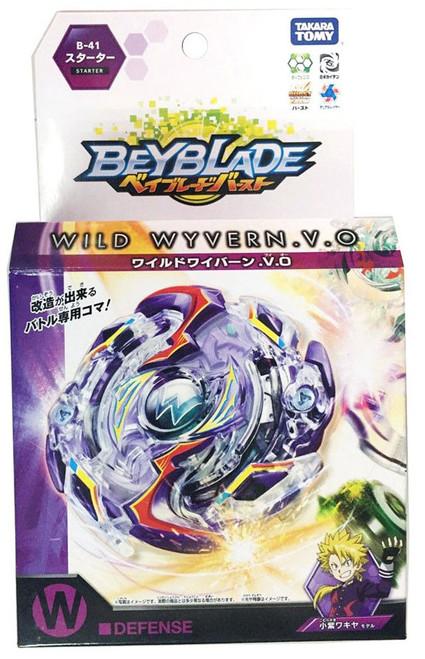 Beyblade Burst Japanese Wild Wyvern.V.O Starter B-41