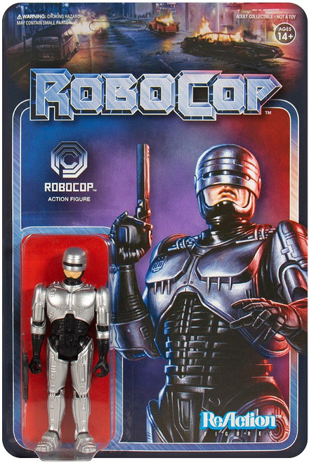 ReAction Robocop Robocop Action Figure