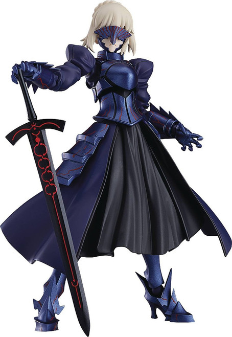 Fate/Stay Night: Heaven's Feel Figma Saber Alter 2.0 Action Figure