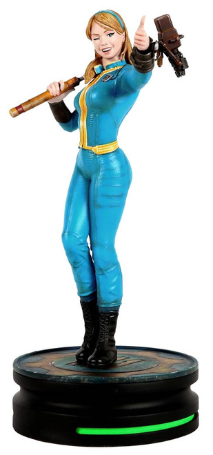 Fallout Modern Icons Vault Girl Exclusive 9-Inch Statue #7
