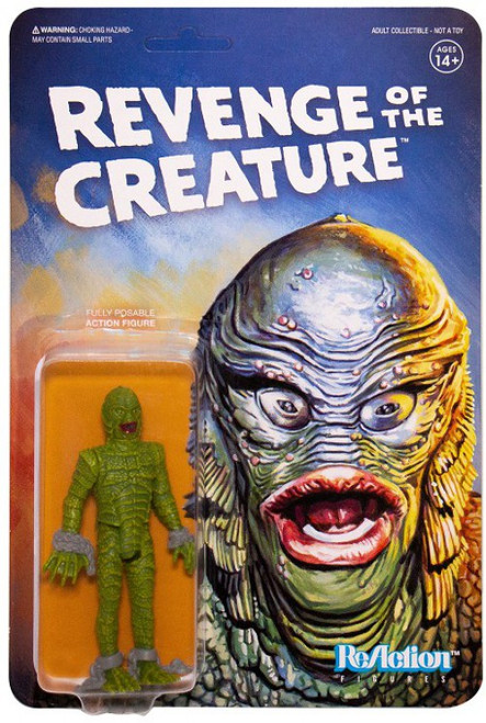 ReAction Universal Monsters Revenge of the Creature Action Figure