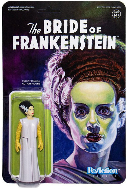 ReAction Universal Monsters Bride of Frankenstein Action Figure
