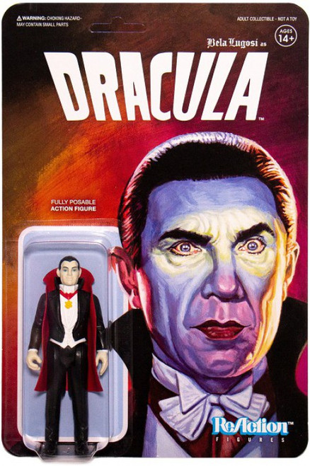 ReAction Universal Monsters Dracula Action Figure