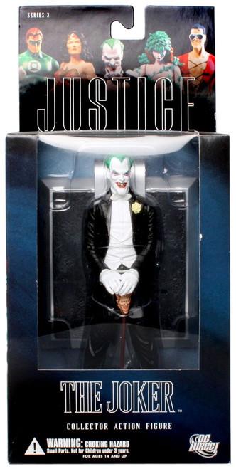 DC Alex Ross Justice League Series 3 The Joker Action Figure