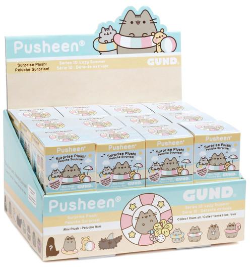 Pusheen Series 10 Lazy Summer Mystery Box [24 Packs]