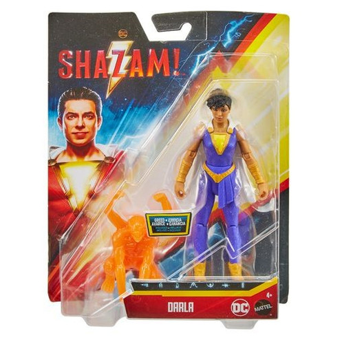 DC Shazam Movie Darla Action Figure