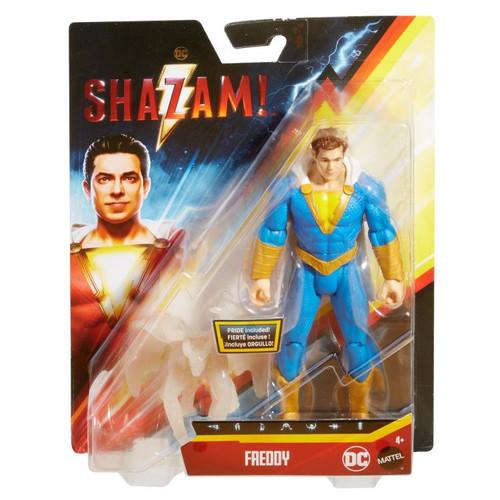 DC Shazam Movie Freddy Action Figure