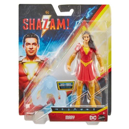 DC Shazam Movie Mary Action Figure