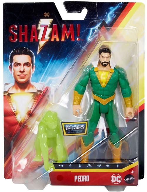 DC Shazam Movie Pedro Action Figure