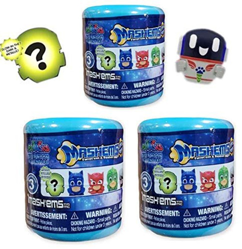 Disney Junior Mash'ems Series 3 PJ Masks Mystery 3-Packs
