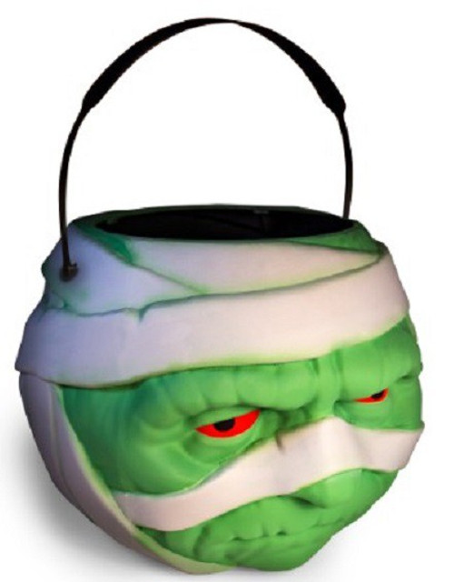 Universal Monsters Superbucket Mummy Plastic Bucket