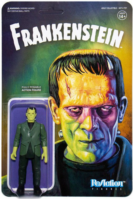 ReAction Universal Monsters Frankenstein Action Figure