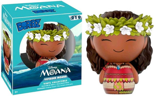 Funko Disney Dorbz Voyager Moana Exclusive Vinyl Figure #219 [Damaged Package]