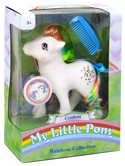 My Little Pony Classic Rainbow Collection Confetti Figure