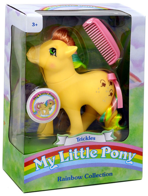 My Little Pony Classic Rainbow Collection Trickles Figure
