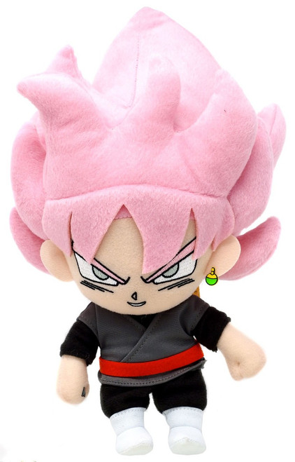 Dragon Ball Super Super Saiyan Rose Black Goku 10-Inch Plush