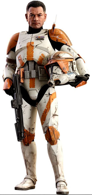 Star Wars Revenge of the Sith Movie Masterpiece Commander Cody Collectible Figure MMS524