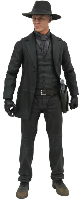 Westworld Select Series 1 The Man in Black Action Figure