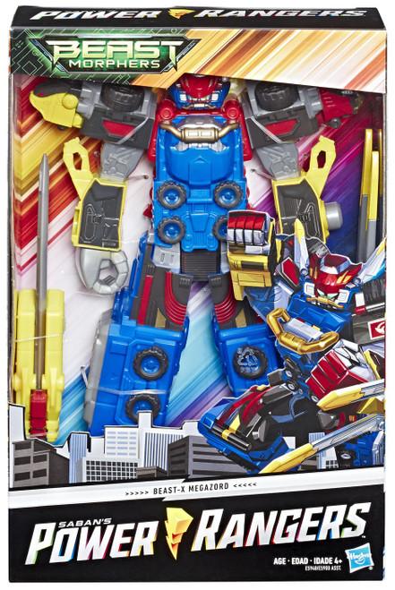 Power Rangers Beast Morphers Beast X Megazord Action Figure