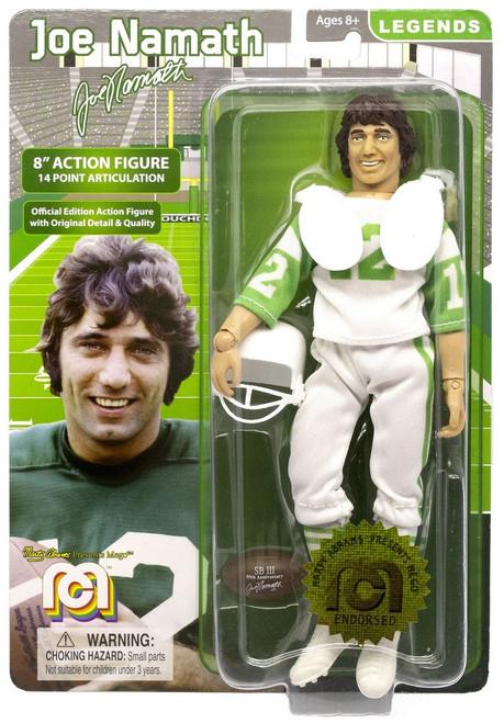 New York Jets Legends Joe Namath Action Figure