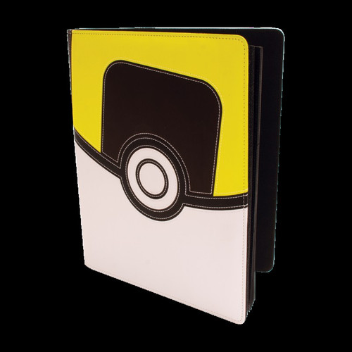 Ultra Pro Pokemon Card Supplies Ultra Ball 9-Pocket Premium Pro Binder