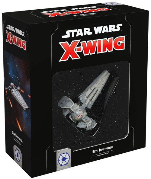 Star Wars X-Wing Miniatures Game Sith Infiltrator Expansion Pack [2nd Edition]