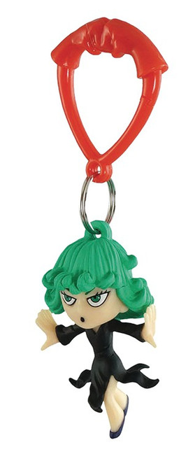 One Punch Man Backpack Hangers Tatsumaki Keychain [Loose]