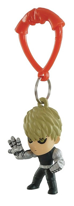 One Punch Man Backpack Hangers Genos Keychain [Loose]