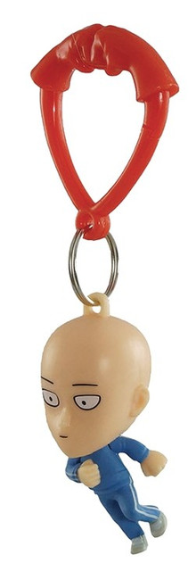 One Punch Man Backpack Hangers Saitama Keychain [Pajamas Loose]