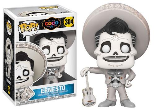 Funko Disney / Pixar Coco POP! Disney Ernesto Vinyl Figure #304