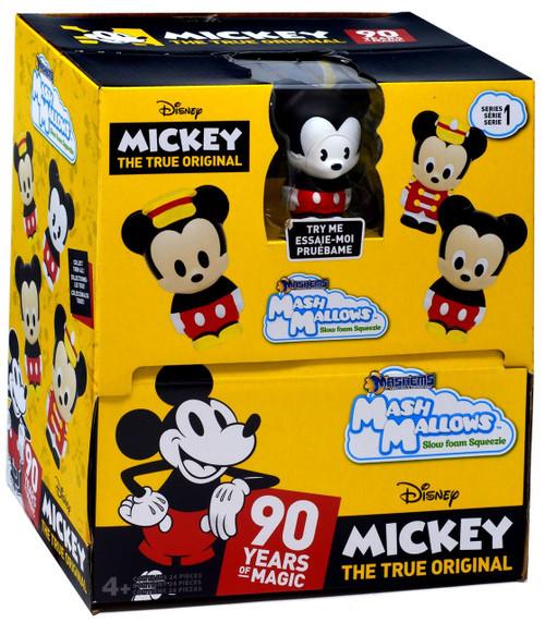 Disney Mickey the True Original Mash Mallows Series 1 Mystery Box [24 Packs]