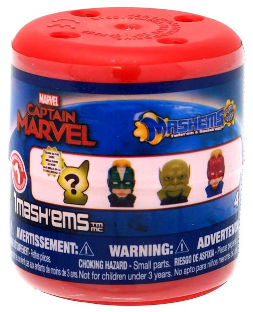 Mash'Ems Series 1 Captain Marvel Mystery Pack