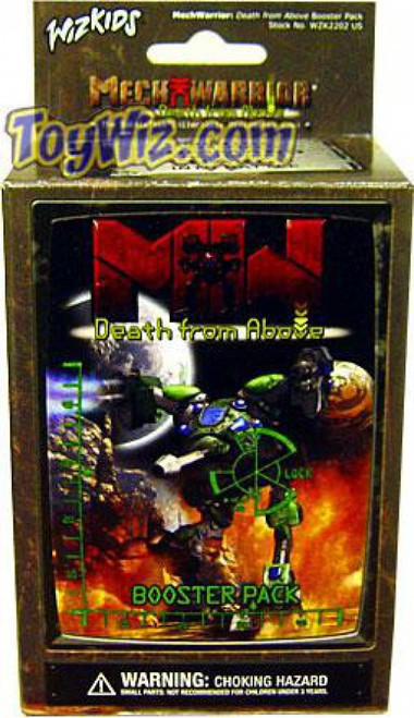 MechWarrior HeroClix Death From Above Booster Pack