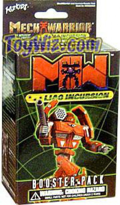 MechWarrior HeroClix Liao Incursion Booster Pack