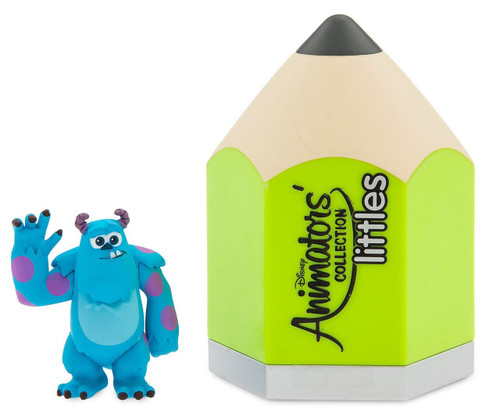 Disney Littles Animators' Collection Series 11 Exclusive Mystery Pack [Green]