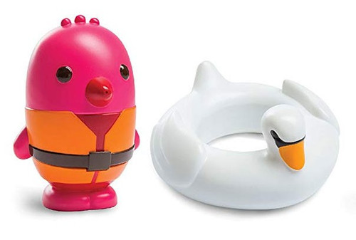 Sago Mini Bath Squirter and Floaty Robin Bath Toy