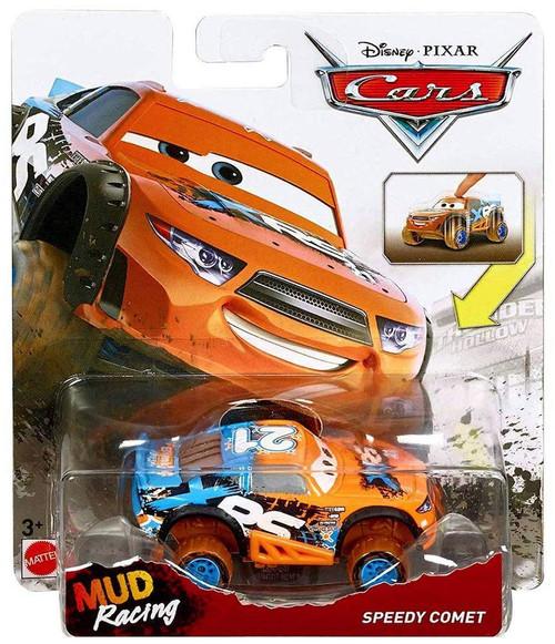 Disney / Pixar Cars Cars 3 XRS Mud Racing Speedy Comet Diecast Car