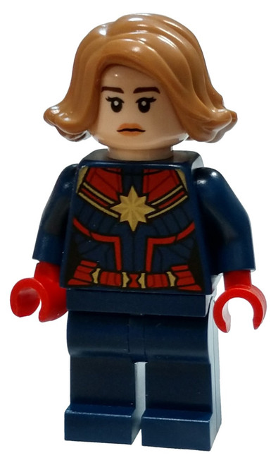 LEGO Super Heroes Captain Marvel Minifigure [Loose]
