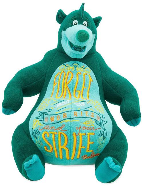 Disney The Jungle Book Wisdom Baloo 12-Inch Plush