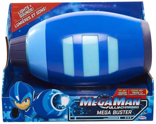 Mega Man Fully Charged Mega Buster [Lights & Sounds]