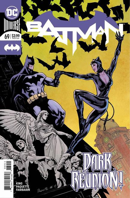 DC Batman #69 Comic Book