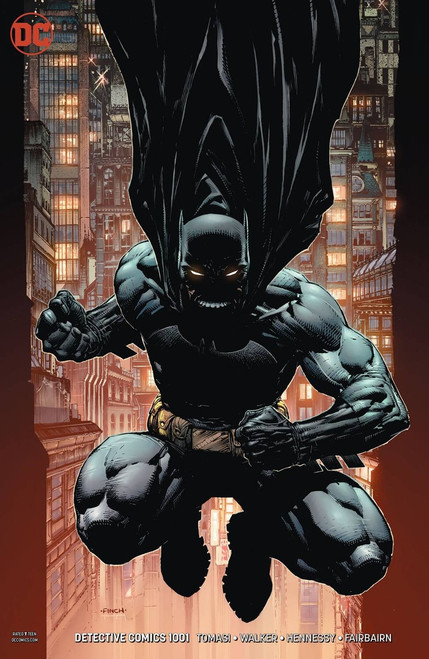 DC Detective Comics #1001 Comic Book [David Finch Variant]