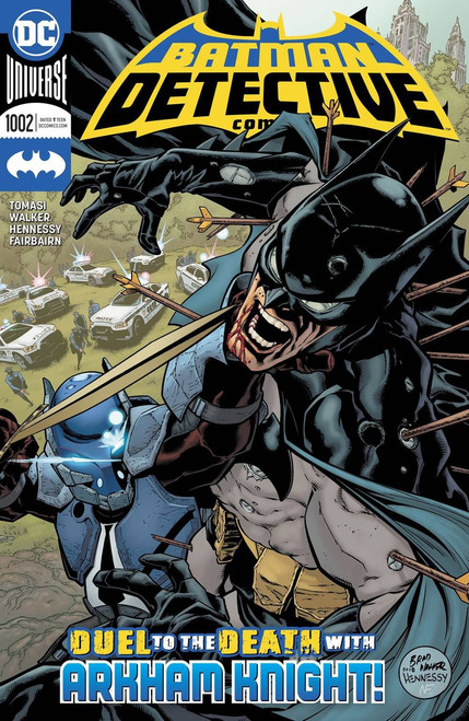 DC Detective Comics #1002 Comic Book