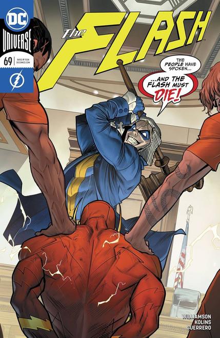 DC The Flash #69 Comic Book