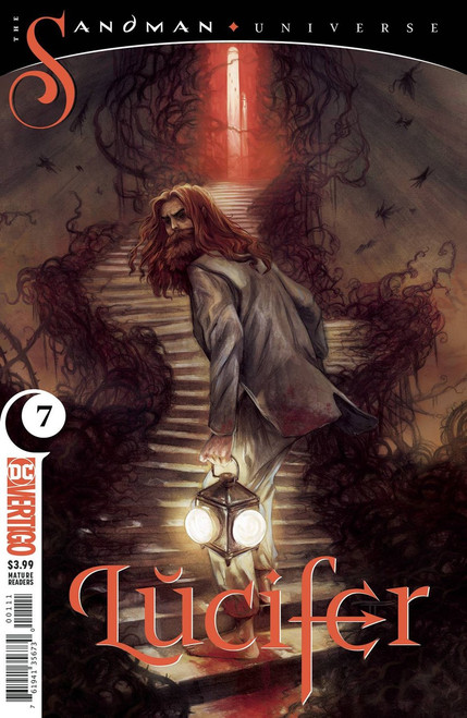 DC Lucifer #7 The Sandman Universe Comic Book