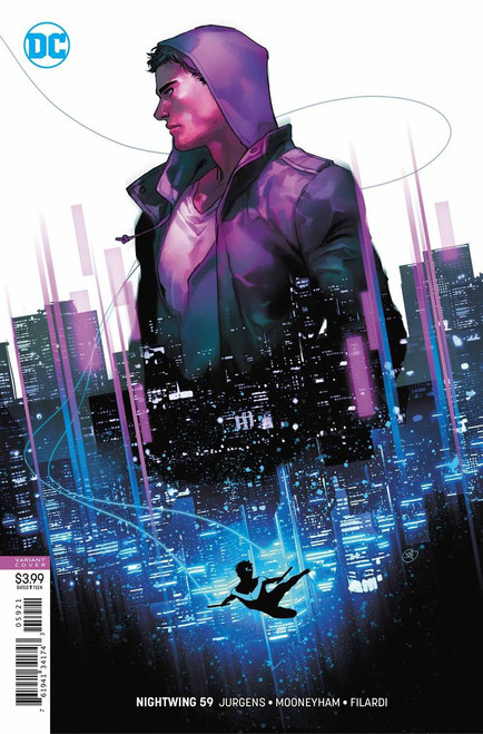 DC Nightwing #59 Comic Book [Yasmin Putri Variant Cover]