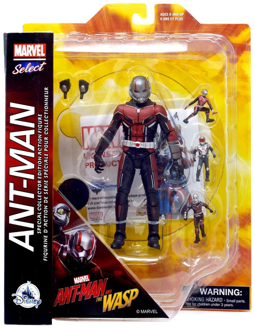 Ant-Man and the Wasp Marvel Select Ant-Man Exclusive Action Figure [Collector Edition]